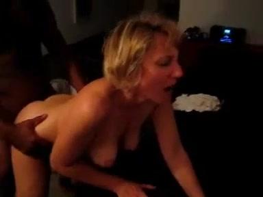 Milf nude bending over